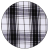 Black/White Check Shirt