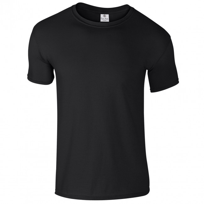 Black Short Sleeved T-Shirt