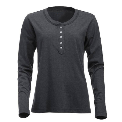 Womens Anthracite Melange T Shirt