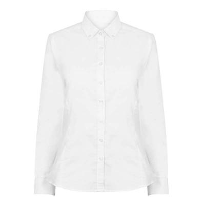 White Oxford Blouse