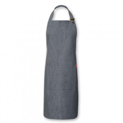 Grey Denim Front of House Apron