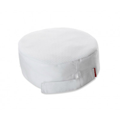 White Coolmax Skullcap